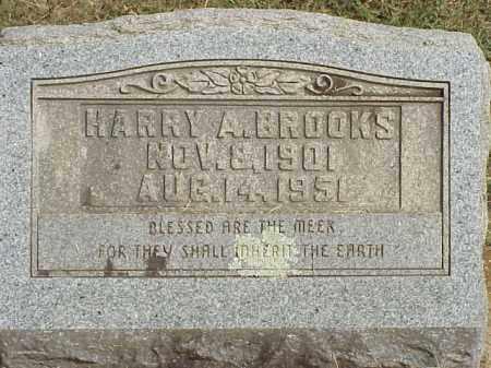 BROOKS, HARRY ARCHER - Izard County, Arkansas | HARRY ARCHER BROOKS - Arkansas Gravestone Photos