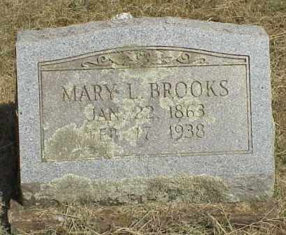 "JEFFERY BROOKS, MARY LAVINA ""CHUP"" - Izard County, Arkansas 