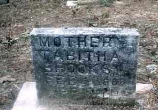 BROOKS, TABITHA - Izard County, Arkansas | TABITHA BROOKS - Arkansas Gravestone Photos