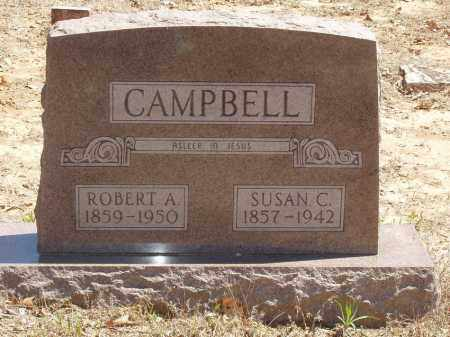 CAMPBELL, ROBERT A - Izard County, Arkansas | ROBERT A CAMPBELL - Arkansas Gravestone Photos