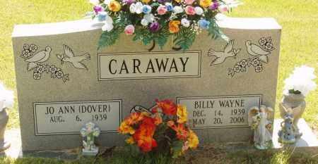 CARAWAY, BILLY WAYNE - Izard County, Arkansas | BILLY WAYNE CARAWAY - Arkansas Gravestone Photos