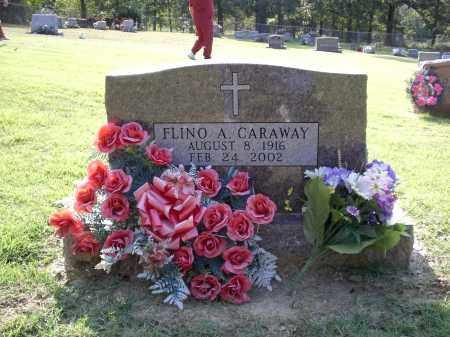 CARAWAY, FLINO - Izard County, Arkansas | FLINO CARAWAY - Arkansas Gravestone Photos