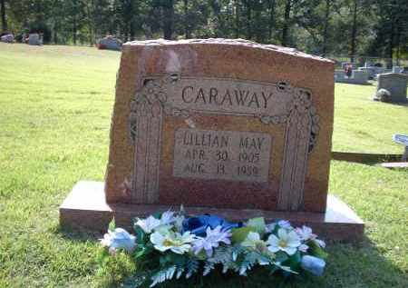 DOVER CARAWAY, LILLIAN MAY - Izard County, Arkansas | LILLIAN MAY DOVER CARAWAY - Arkansas Gravestone Photos