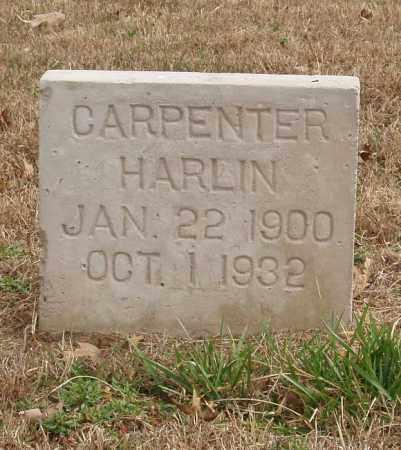 CARPENTER, HARLIN - Izard County, Arkansas   HARLIN CARPENTER - Arkansas Gravestone Photos