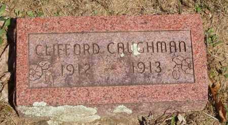 CAUGHMAN, CLIFFORD - Izard County, Arkansas | CLIFFORD CAUGHMAN - Arkansas Gravestone Photos