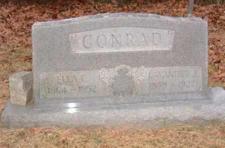 CLAIBORNE CONRAD, ELLA E. - Izard County, Arkansas | ELLA E. CLAIBORNE CONRAD - Arkansas Gravestone Photos