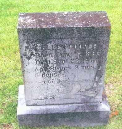 COOPER, NANCY ELLEN - Izard County, Arkansas | NANCY ELLEN COOPER - Arkansas Gravestone Photos