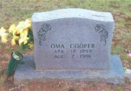 COOPER, OMA JANE - Izard County, Arkansas | OMA JANE COOPER - Arkansas Gravestone Photos
