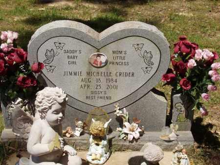 CRIDER, JIMMIE MICHELLE (OBIT) - Izard County, Arkansas   JIMMIE MICHELLE (OBIT) CRIDER - Arkansas Gravestone Photos