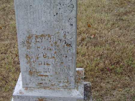 CROOM  (VETERAN CSA), WILEY - Izard County, Arkansas | WILEY CROOM  (VETERAN CSA) - Arkansas Gravestone Photos