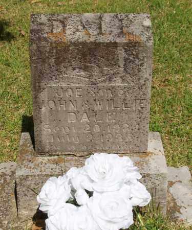 DALE, JOE - Izard County, Arkansas   JOE DALE - Arkansas Gravestone Photos