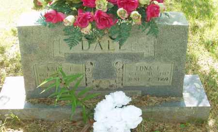 FORD DALE, EDNA ESSIE - Izard County, Arkansas | EDNA ESSIE FORD DALE - Arkansas Gravestone Photos