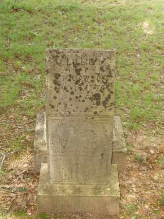 DAWSON, LILLIE - Izard County, Arkansas   LILLIE DAWSON - Arkansas Gravestone Photos