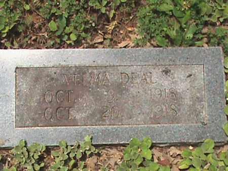 DEAL, VELMA - Izard County, Arkansas | VELMA DEAL - Arkansas Gravestone Photos