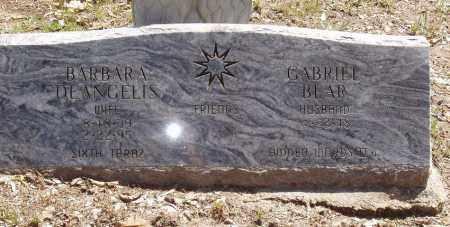 DEANGELIS, BARBARA - Izard County, Arkansas | BARBARA DEANGELIS - Arkansas Gravestone Photos
