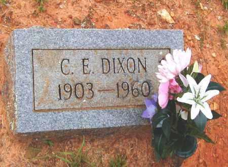 DIXON, CLARENCE EMMITT - Izard County, Arkansas | CLARENCE EMMITT DIXON - Arkansas Gravestone Photos