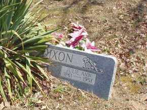 DIXON, WILLIAM RUFUS - Izard County, Arkansas | WILLIAM RUFUS DIXON - Arkansas Gravestone Photos