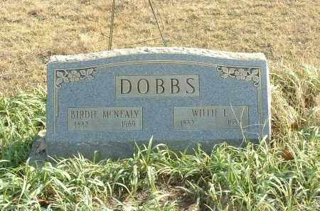 DOBBS, WILLIAM LEEMAN - Izard County, Arkansas | WILLIAM LEEMAN DOBBS - Arkansas Gravestone Photos