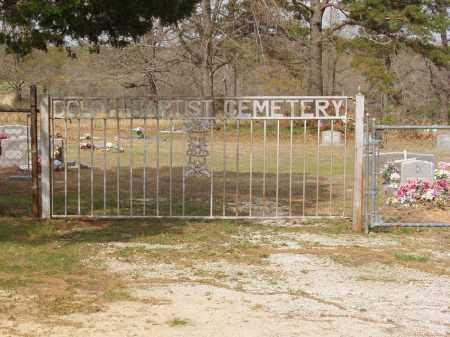 *, DOLPH BAPTIST CEMETERY GATE - Izard County, Arkansas | DOLPH BAPTIST CEMETERY GATE * - Arkansas Gravestone Photos