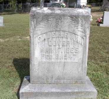 DOVER, ISABELL ANN - Izard County, Arkansas   ISABELL ANN DOVER - Arkansas Gravestone Photos