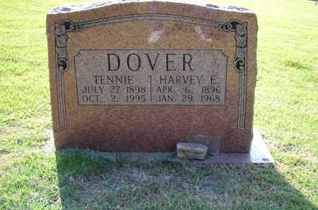DOVER, HARVEY E - Izard County, Arkansas | HARVEY E DOVER - Arkansas Gravestone Photos