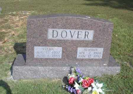 DOVER, HERMAN - Izard County, Arkansas | HERMAN DOVER - Arkansas Gravestone Photos