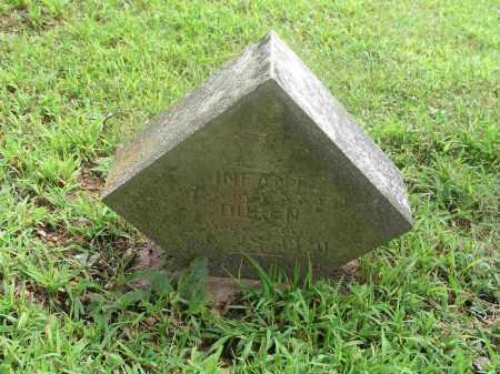 DUREN, INFANT DAUGHTER - Izard County, Arkansas   INFANT DAUGHTER DUREN - Arkansas Gravestone Photos