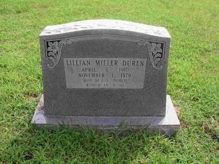 DUREN, LILLIAN BEATRICE - Izard County, Arkansas | LILLIAN BEATRICE DUREN - Arkansas Gravestone Photos