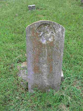 DUREN, LUCY L. - Izard County, Arkansas | LUCY L. DUREN - Arkansas Gravestone Photos