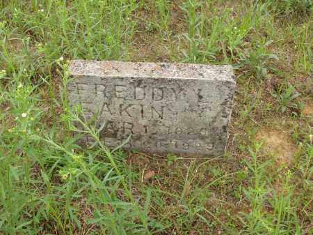 EAKIN, FREDDY L - Izard County, Arkansas | FREDDY L EAKIN - Arkansas Gravestone Photos