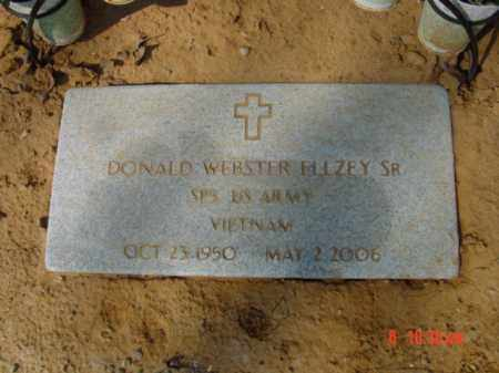 ELLZEY, SR  (VETERAN VIET), DONALD WEBSTER - Izard County, Arkansas   DONALD WEBSTER ELLZEY, SR  (VETERAN VIET) - Arkansas Gravestone Photos