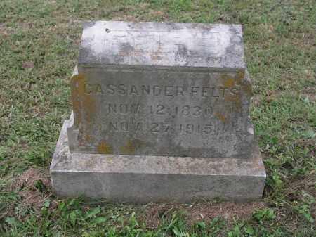 ROBBINS FELTS, CASSANDER - Izard County, Arkansas   CASSANDER ROBBINS FELTS - Arkansas Gravestone Photos