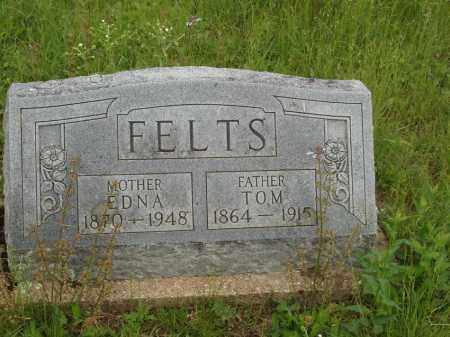 BYLER FELTS, EDNA - Izard County, Arkansas | EDNA BYLER FELTS - Arkansas Gravestone Photos