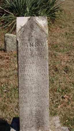 FERGUSON, PANSY - Izard County, Arkansas | PANSY FERGUSON - Arkansas Gravestone Photos