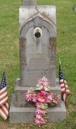 FINLEY, AUBREY W - Izard County, Arkansas   AUBREY W FINLEY - Arkansas Gravestone Photos