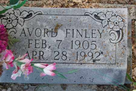 FINLEY, AVORD CECIL - Izard County, Arkansas   AVORD CECIL FINLEY - Arkansas Gravestone Photos