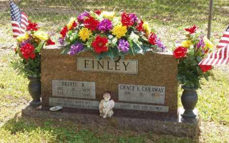 FINLEY, DREXEL RAY - Izard County, Arkansas | DREXEL RAY FINLEY - Arkansas Gravestone Photos
