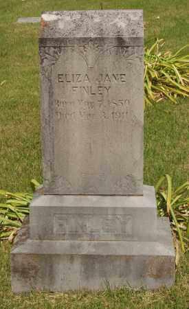 FINLEY, ELIZA JANE - Izard County, Arkansas | ELIZA JANE FINLEY - Arkansas Gravestone Photos