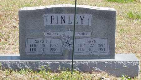 FINLEY, SARAH EDNA - Izard County, Arkansas | SARAH EDNA FINLEY - Arkansas Gravestone Photos