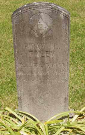 FINLEY, HIRAM LANGSTON - Izard County, Arkansas | HIRAM LANGSTON FINLEY - Arkansas Gravestone Photos