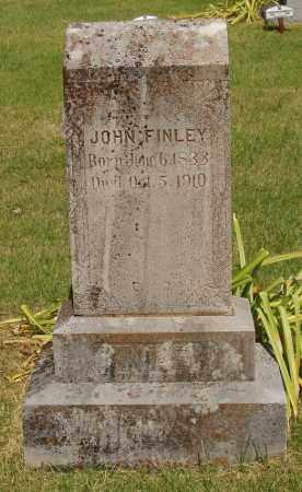 FINLEY, JOHN - Izard County, Arkansas   JOHN FINLEY - Arkansas Gravestone Photos