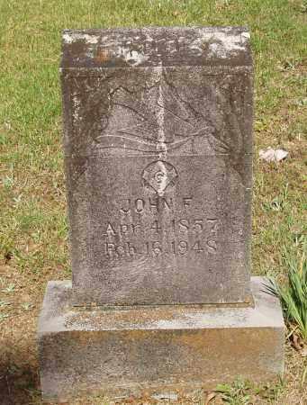 FINLEY, JOHN FRANCIS - Izard County, Arkansas | JOHN FRANCIS FINLEY - Arkansas Gravestone Photos