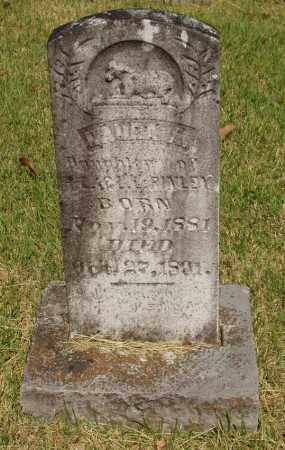 FINLEY, LAURA A - Izard County, Arkansas | LAURA A FINLEY - Arkansas Gravestone Photos