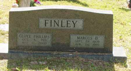 PHILLIPS FINLEY, CLOYE - Izard County, Arkansas | CLOYE PHILLIPS FINLEY - Arkansas Gravestone Photos