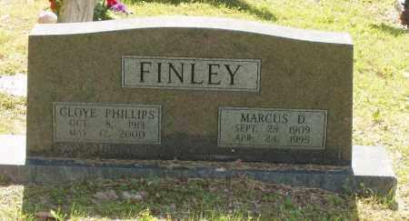 FINLEY, MARCUS D - Izard County, Arkansas | MARCUS D FINLEY - Arkansas Gravestone Photos