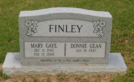 FINLEY, MARY GAYE - Izard County, Arkansas | MARY GAYE FINLEY - Arkansas Gravestone Photos