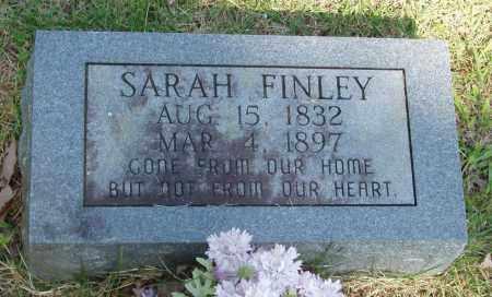 FINLEY, SARAH - Izard County, Arkansas   SARAH FINLEY - Arkansas Gravestone Photos
