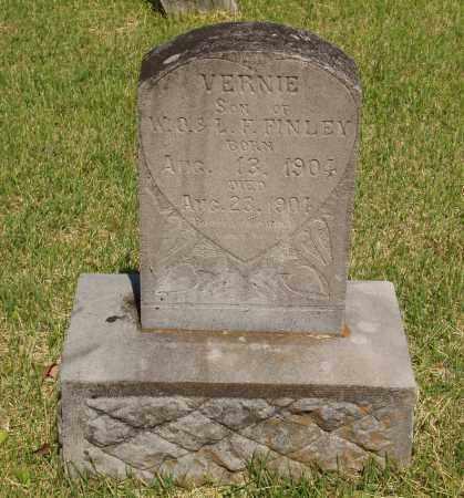 FINLEY, VERNIE - Izard County, Arkansas   VERNIE FINLEY - Arkansas Gravestone Photos