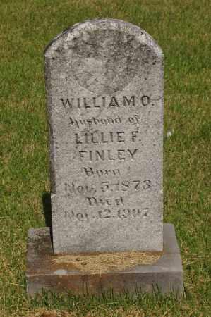 FINLEY, WILLIAM OLEN - Izard County, Arkansas | WILLIAM OLEN FINLEY - Arkansas Gravestone Photos