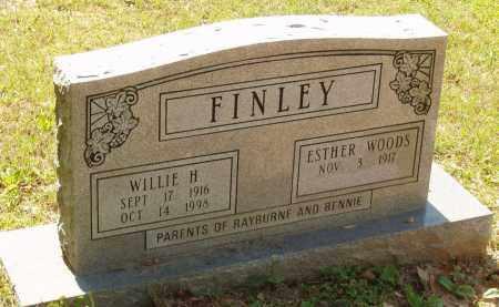 FINLEY, WILLIE HILL - Izard County, Arkansas | WILLIE HILL FINLEY - Arkansas Gravestone Photos
